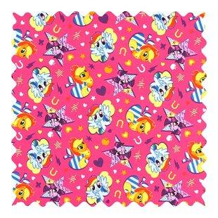 My little pony sheets wayfair my little pony fabric mightylinksfo