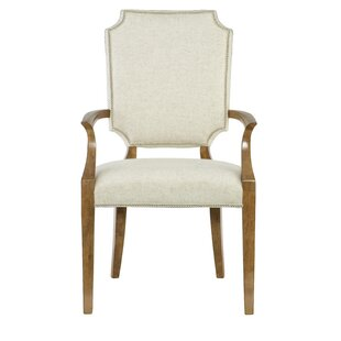 Soho Luxe Upholstered Dining Chair (Set of 2) Bernhardt