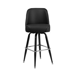 Marcos 31.5 Swivel Bar Stool Orren Ellis