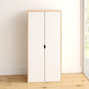Wilkens 2 Door Wardrobe By 17 Stories