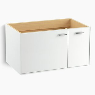 Jute? 36 Vanity with 1 Door and 1 Drawer on Right by Kohler