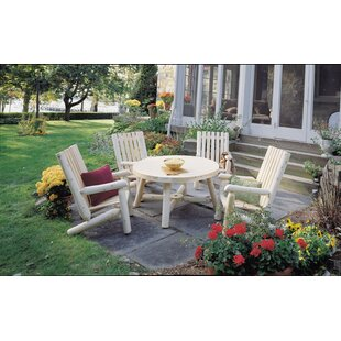 Rustic Natural Cedar Furniture Dining Table