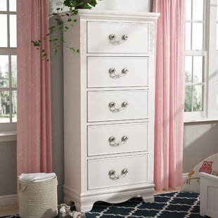 Comparison Theo 5 Drawer Chest by Viv + Rae Reviews (2019) & Buyer's Guide