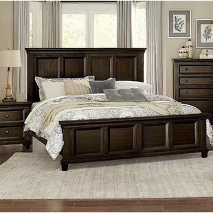 Charlton Home Hemel Queen Panel Bed