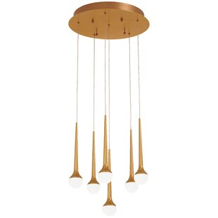 Corrigan Studio Corson 6-Light Cluster Pendant