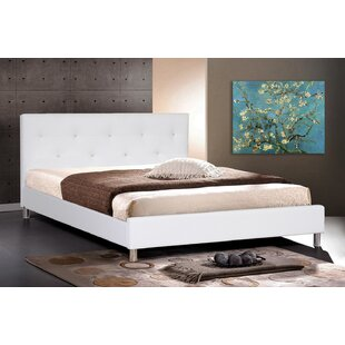 Ridgley Upholstered Platform Bed by Mack & Milo