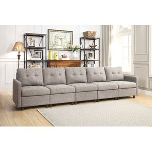Coupon Weybridge Modular Sofa by Ebern Designs Reviews (2019) & Buyer's Guide