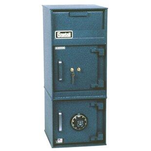 Large Back Loading Depository Safe by