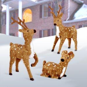 Christmas Decoration Pics outdoor christmas light displays you'll love | wayfair