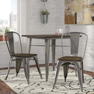 Fortuna Solid Wood Dining Chair (Set of 2) By Trent Austin Design