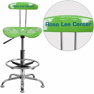 Mccrary Personalized Adjustable Industrial Stool