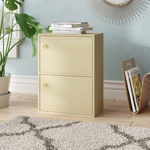 Best Price Steam Beech Cube Unit Bookcase By Rebrilliant