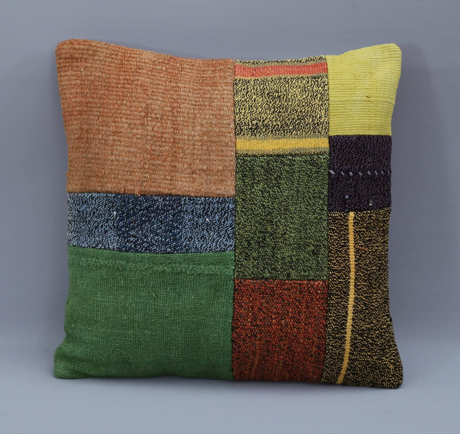 Rosalind Wheeler Léa Square Wool Pillow Cover And Insert Wayfair