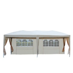 Instant 20 Ft. W X 10 Ft. D Metal Party Tent By PHANTOM