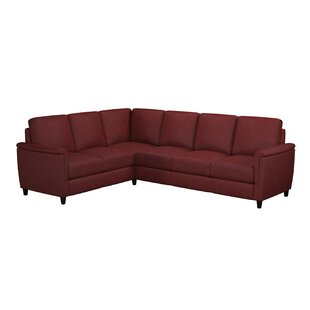 Altimo Leather Sectional