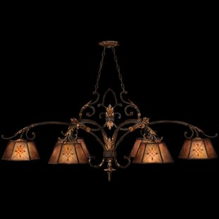 Fine Art Lamps Villa 1919 6-Light Kitchen Island Pendant