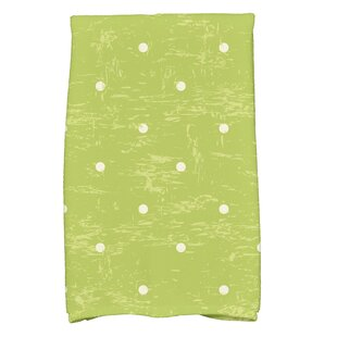 Golden Beach Dorothy Dot Print Hand Towel