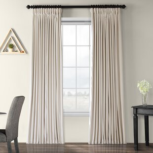 598130dbdce92 Tab Top Curtains & Drapes You'll Love in 2019 | Wayfair