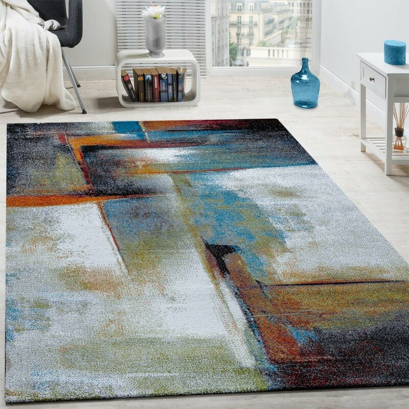 Borough Wharf Salgado Grey Blue Rug