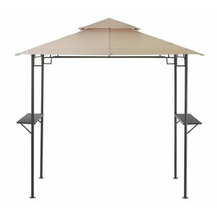 1.2m X 1m Aluminium BBQ Gazebo By Sol 72 Outdoor