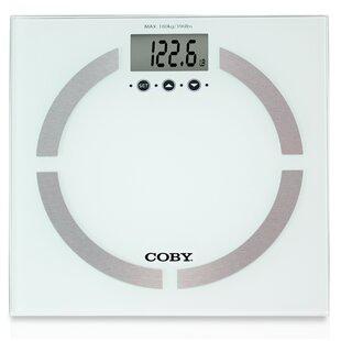 Body Analysis Bathroom Digital Scale