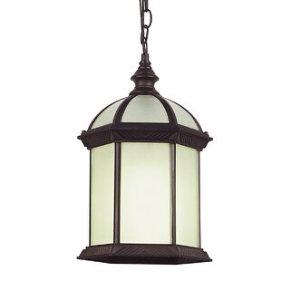 Diggs 1-Light Lantern Pendant