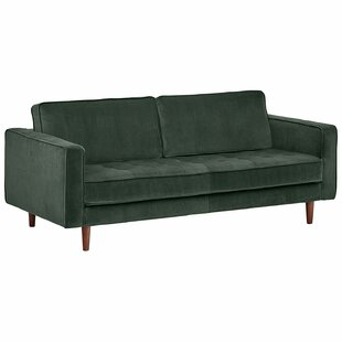 Durrett Mid Century Sofa by Wrought Studio