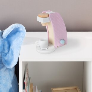 Pretend Coffee Maker Appliance by Hey! Play!