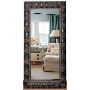 Best Review Alarick Feathered Beveled Wall Mirror ByDarby Home Co