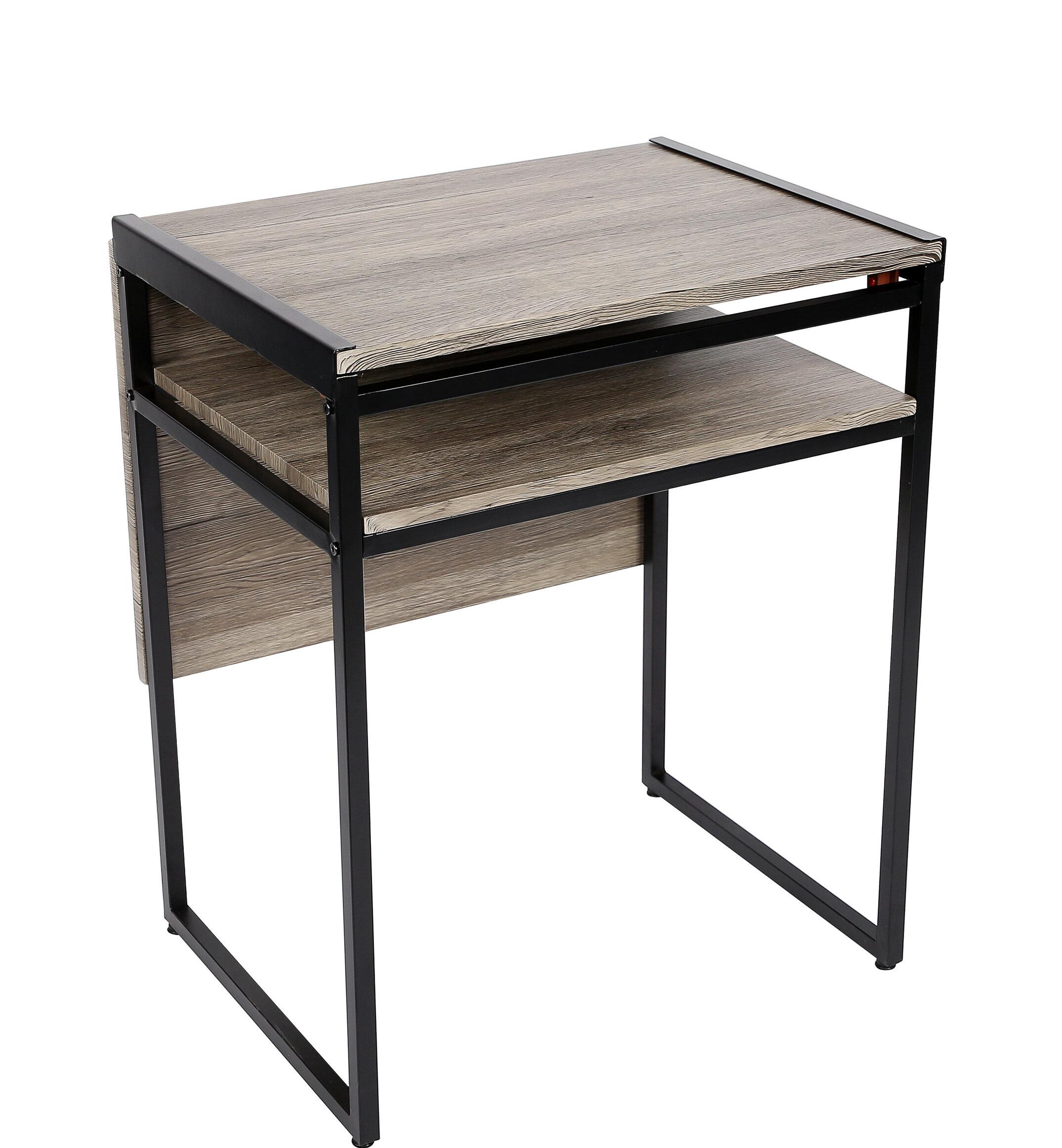 Wrought Studio Thao Small E Desk