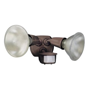 Coleman Cable Outdoor Security Spotlight ..