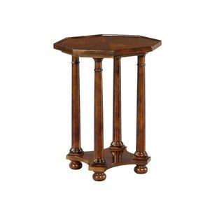 Stokes Pillar End Table
