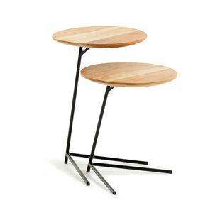 Brannigan Asha Side Table By Ebern Designs