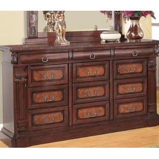Noemi 9 Drawer Dresser by Fleur De Lis Living
