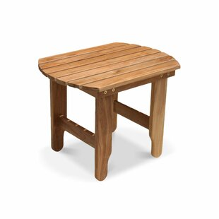 Osborn Teak Adirondack Side Table