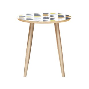 Faulks End Table by Corrigan Studio