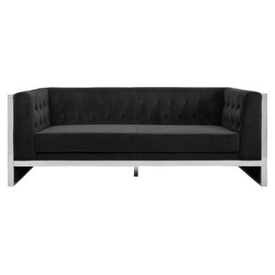 Danny 3 Seat Sofa By Canora Grey