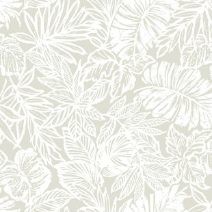 Floral Botanical Wallpaper You Ll Love In 2020 Wayfair