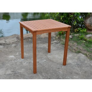 Rudloff Solid Wood Side Table By Sol 72 Outdoor