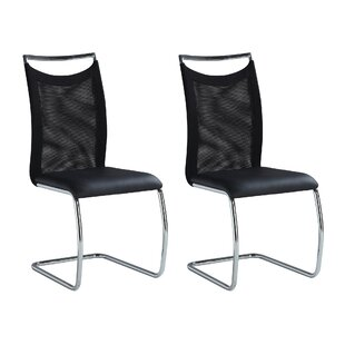 Jessy Upholstered Dining Chair (Set of 2)..