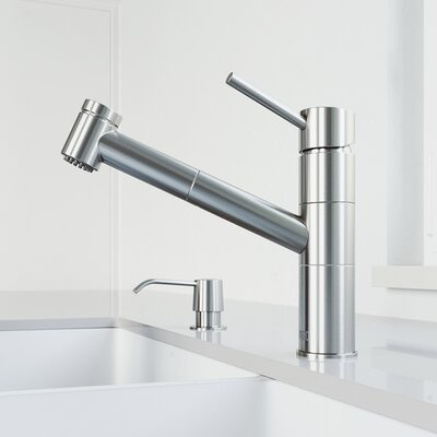 Brant Pull Down Single Hand Kitchen Faucet