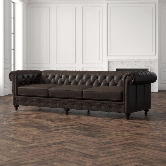 Astounding London Leather Chesterfield Sofa Pdpeps Interior Chair Design Pdpepsorg