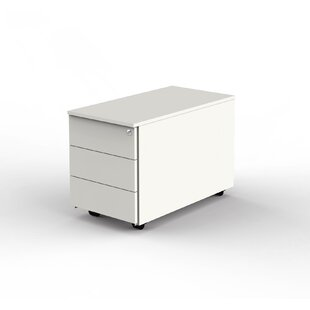 Filton 3 Drawer Filing Cabinet By Symple Stuff