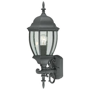 Covington 1-Light Outdoor Sconce By Thomas Lighting Outdoor Lighting