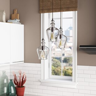 Topete 3-Light Pendant by ..