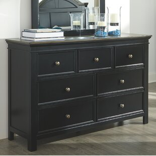 Darby Home Co Fager 7 Drawer Dresser