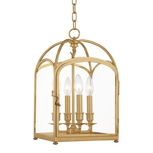Darby Home Co Eugenie 4-Light Foyer Pendant