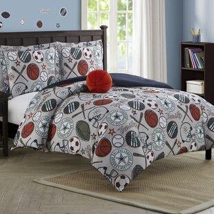 Jaworski Sports Comforter Set