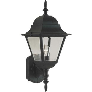 Looking for Diana 1-Light Outdoor Sconce By Charlton Home
