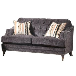 Bove Upholstery Loveseat by House of Hampton Read Reviews